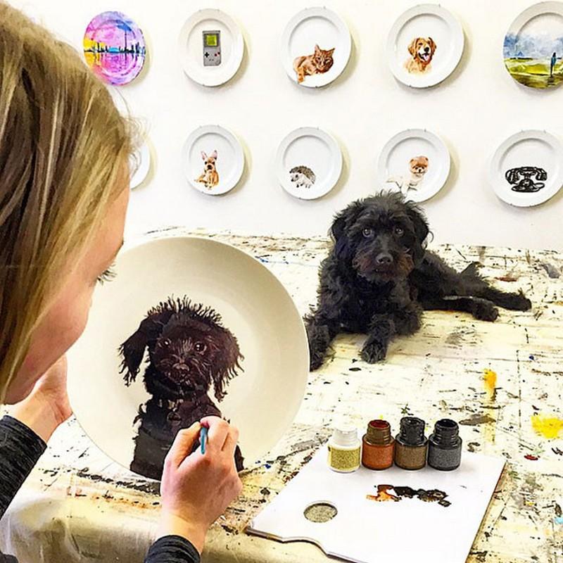 نقاشی های سه بعدی جالب، نقاشی های سه بعدی جدید روی دیوار نقاشی، نقاشی های سه بعدی خلاقانه، نقاشی های سه بعدی خلاقانه شیک، نقاشی های سه بعدی دخترانه، نقاشی های سه بعدی زیبا روی بشقاب ایده، نقاشی های سه بعدی زیبا روی بشقاب باحال، نقاشی های سه بعدی زیبا روی بشقاب جالب، نقاشی های سه بعدی زیبا روی بشقاب دیدنی، نقاشی های سه بعدی واقعی
